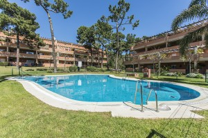 Apartment within walking distance of all amenities in Elviria, East Marbella.