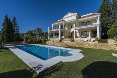 794980 - Villa For sale in Hacienda las Chapas, Marbella, Málaga, Spain