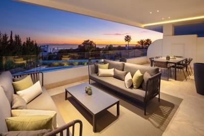 810115 - Atico - Penthouse For sale in Sierra Blanca, Marbella, Málaga, Spain