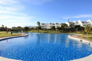 Duplex apartment with three bedrooms in Lunamar, East Marbella