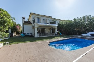 A great family home in Elviria, East Marbella