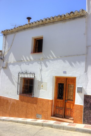 720859 - Townhouse For sale in Riogordo, Málaga, Spain