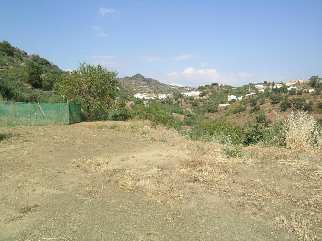 view of village