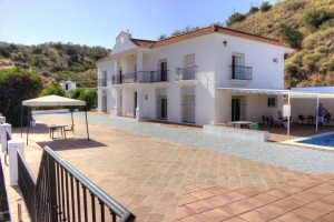 753547 - Hotel ** for sale in Macharaviaya, Málaga, Spain