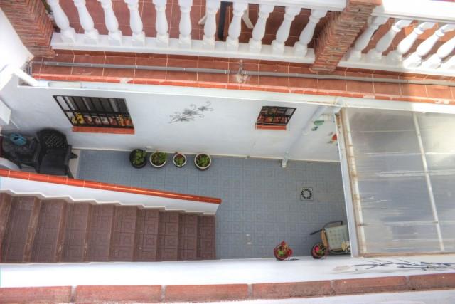 rear lower terrace