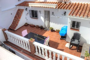 754734AD043 - Townhouse for sale in Benamocarra, Málaga, Spain