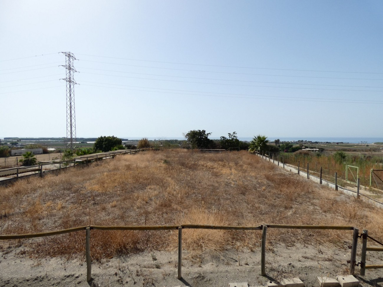 land / paddock