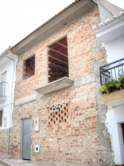 760258 - Townhouse For sale in Alfarnate, Málaga, Spain