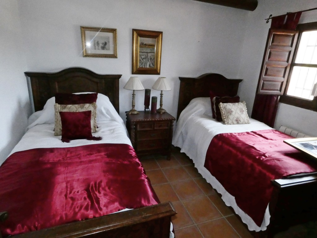 bedroom 7 - guest villa