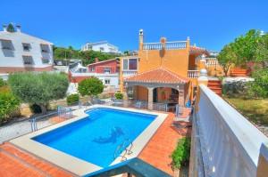 801507 - Detached Villa for sale in Benajarafe, Vélez-Málaga, Málaga, Spain