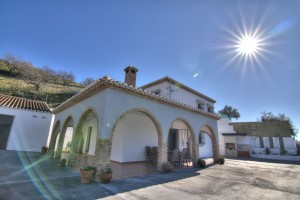 808465 - Country Home for sale in Arenas, Málaga, Spain