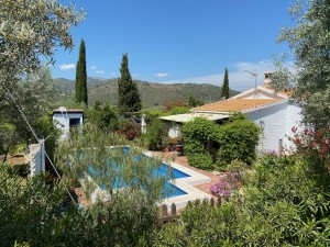 818776 - Country Home for sale in Riogordo, Málaga, Spain