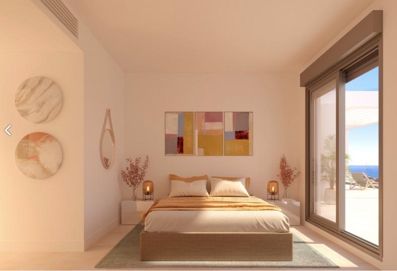 MD188_05 Bedroom seaview