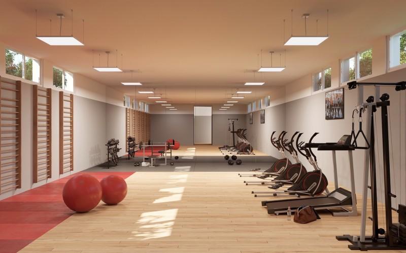 MD188_09 Gym