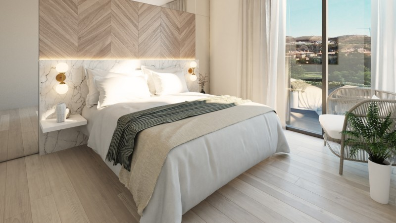 MD205_05 Bedroom La Cala
