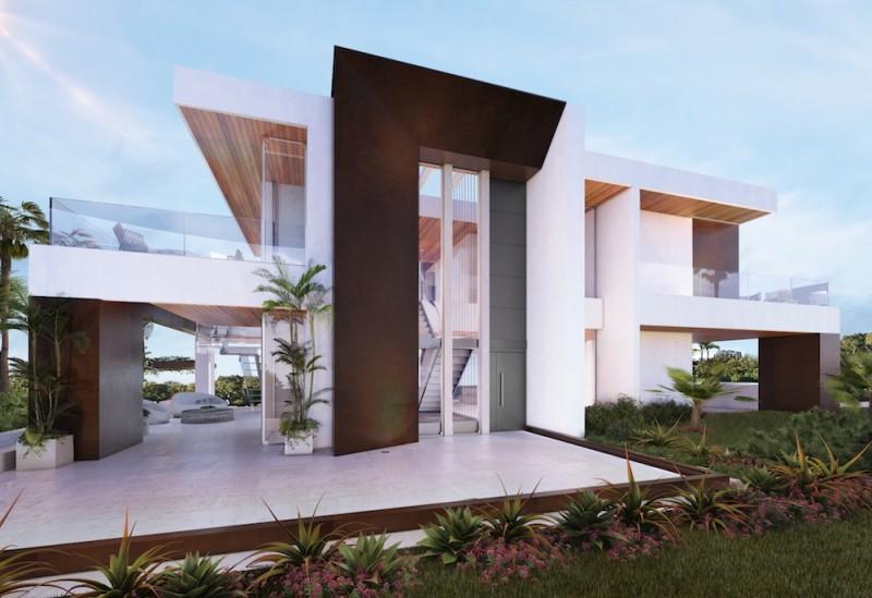 MD402_04 Front Villa