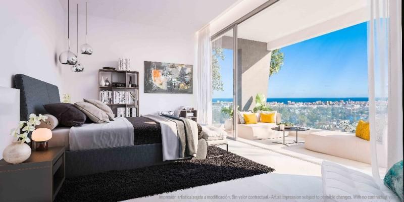 MD207_04 Bedroom Mijas