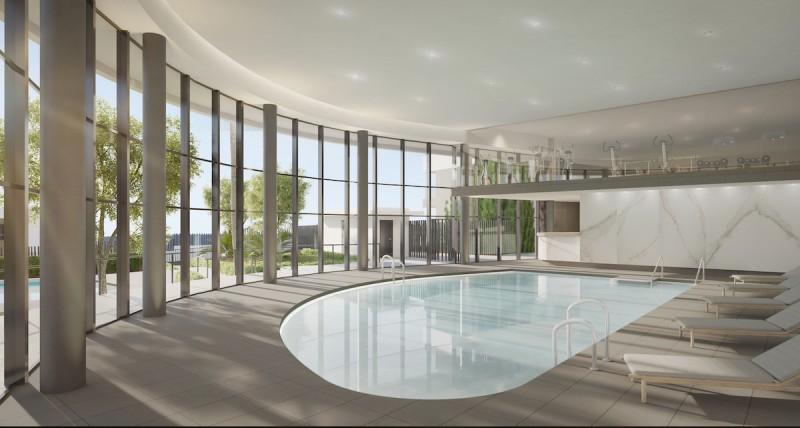 MD602_10 Indoor pool Estepona