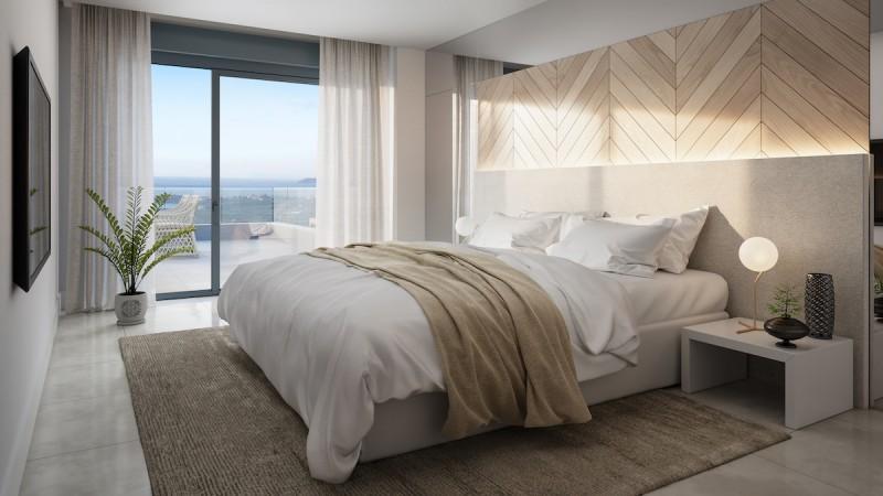 MD602_07 Bedroom Estepona