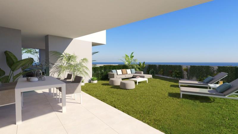 MD705_16 Garden apartment