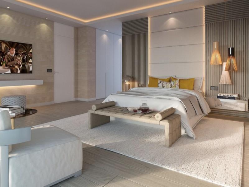 MD607_10 Master bedroom