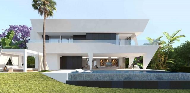 Configure your own Contemporary Custom Designed Villa Near Marbella, New Golden Mile