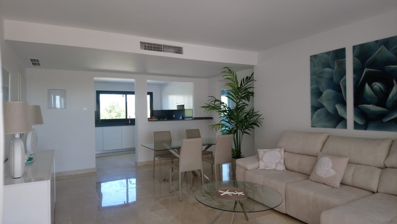 APARTMENTS IN CASARES  BEACH FIRSTLINE GOLF  WITH SEA VIEWS…