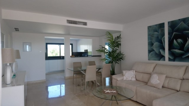 APARTMENTS IN CASARES  BEACH FIRSTLINE GOLF  WITH SEA VIEWS STARTING PRICE 189.000€
