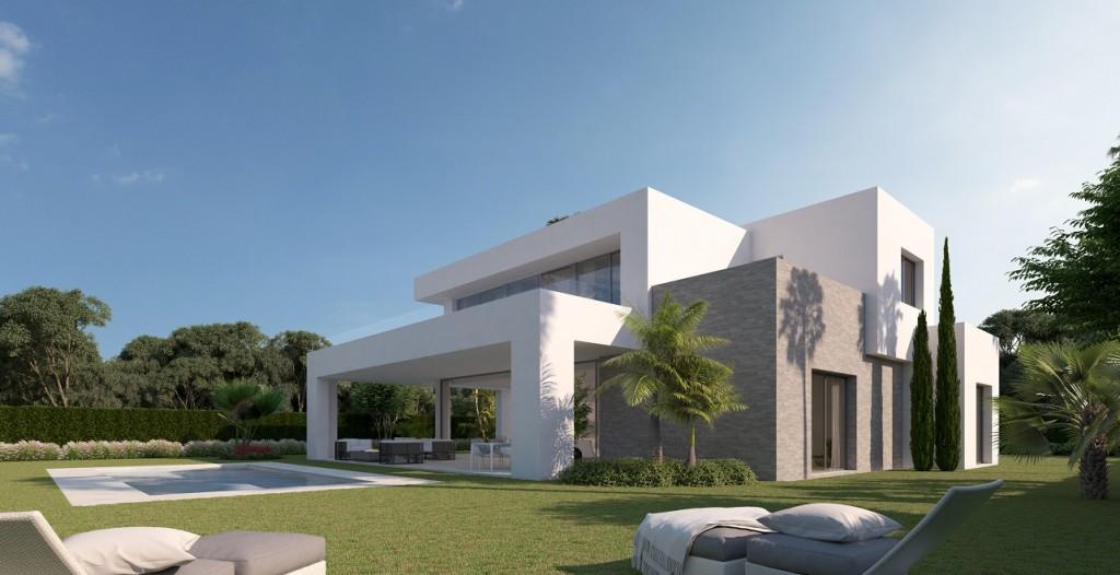 Ref:AM2022 Villa For Sale in La Cala de Mijas