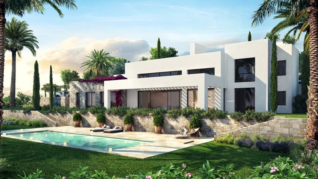 Ref:AM2024 Villa For Sale in Casares