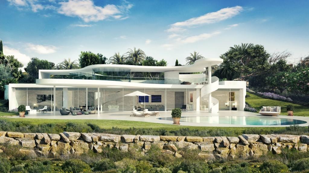 Ref:AM2025 Villa For Sale in Casares