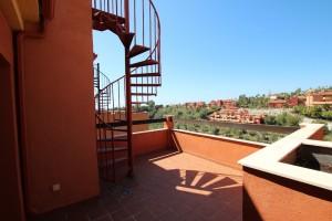 Atico - Penthouse for sale in La Reserva de Marbella, Marbella, Málaga, Spain