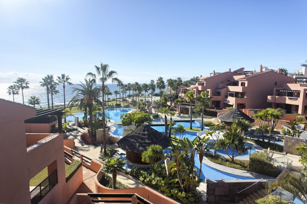 Ref:AM2224 Penthouse For Sale in Estepona