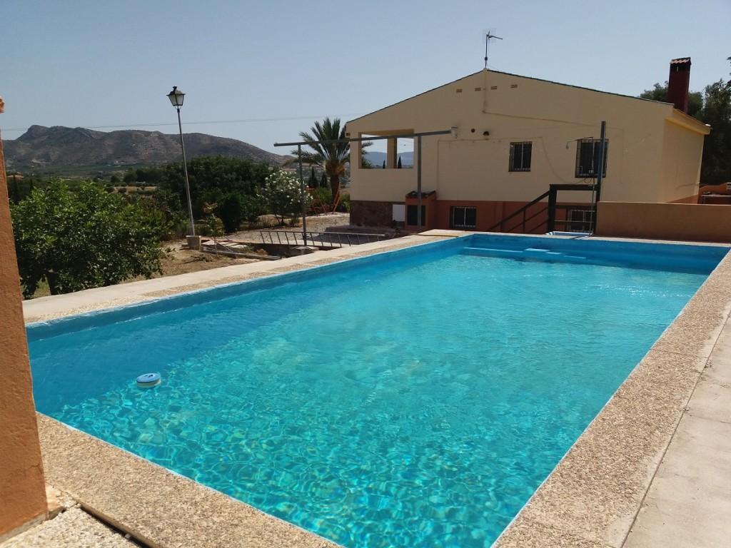 Ref:AM2189 Villa For Sale in Alhaurín el Grande