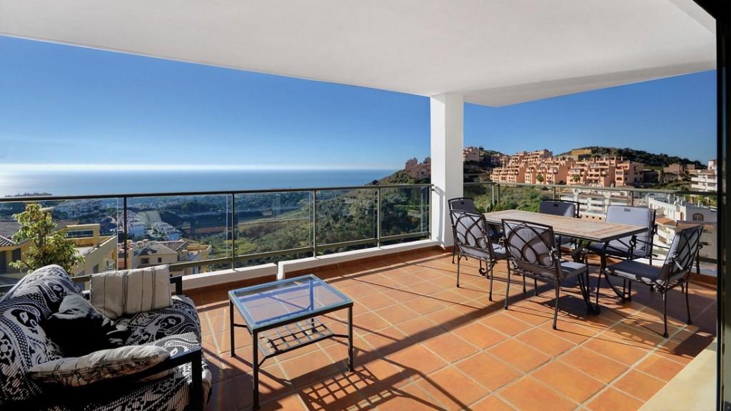 Ref:AM2438 Apartment For Sale in Calahonda