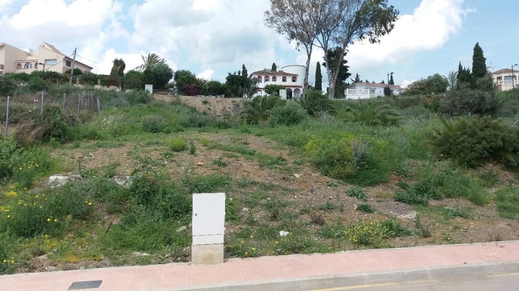 Ref:AM2451 Building Plot For Sale in Estepona