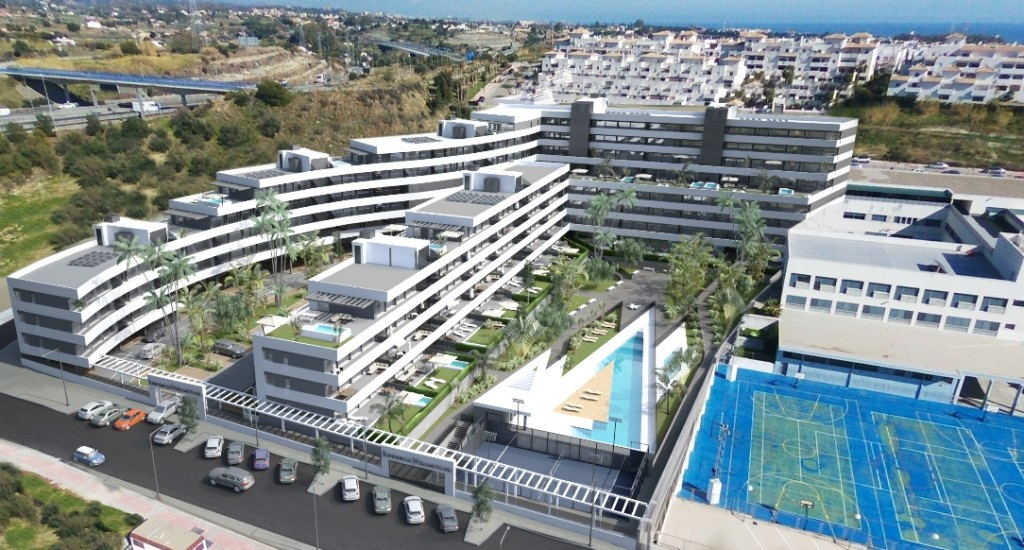 Ref:AM2457 Apartment For Sale in Estepona