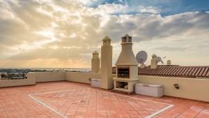 Atico - Penthouse Sprzedaż Nieruchomości w Hiszpanii in Los Flamingos, Benahavís, Málaga, Hiszpania