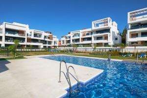 Garden Apartment for sale in Cancelada, Estepona, Málaga, Spain