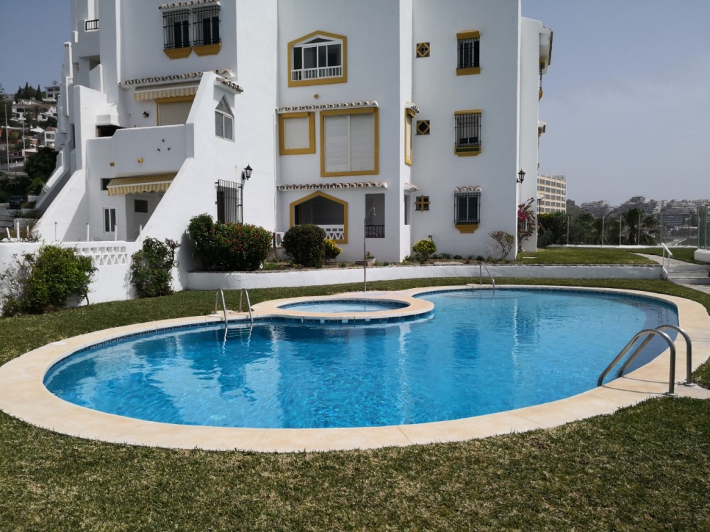 Ref:AM2700 Apartment Duplex For Sale in Benalmádena