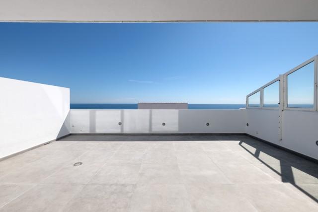 penthouse en duplex à vendre en Estepona Playa, Estepona, Málaga, Espagne