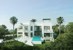 Villa en venta en Marbesa, Marbella, Málaga, España