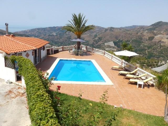 Country Home Sprzedaż Nieruchomości w Hiszpanii in Jete, Granada, Hiszpania