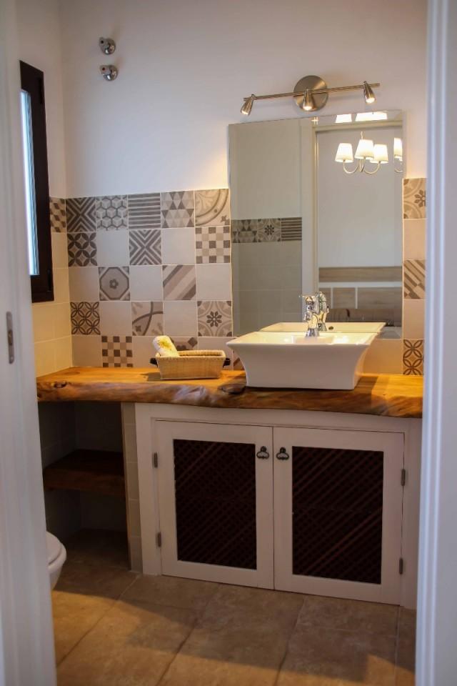 6. privé badkamer