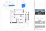 plan apartment Bajo A