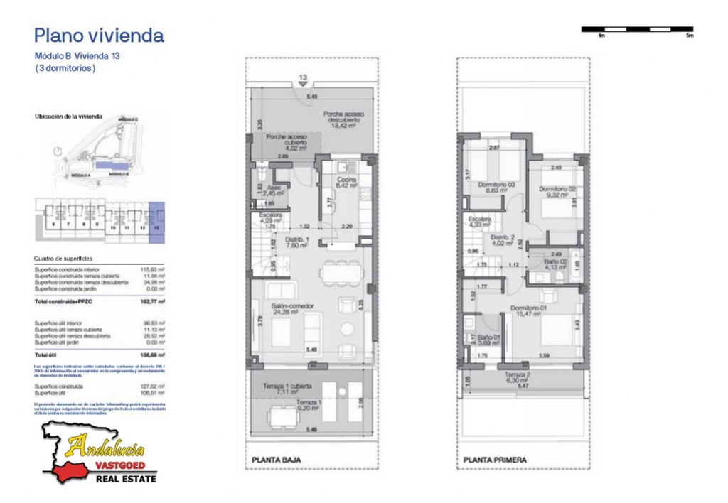 10. Plan House type B-13 - 3 bedrooms (Copiar)