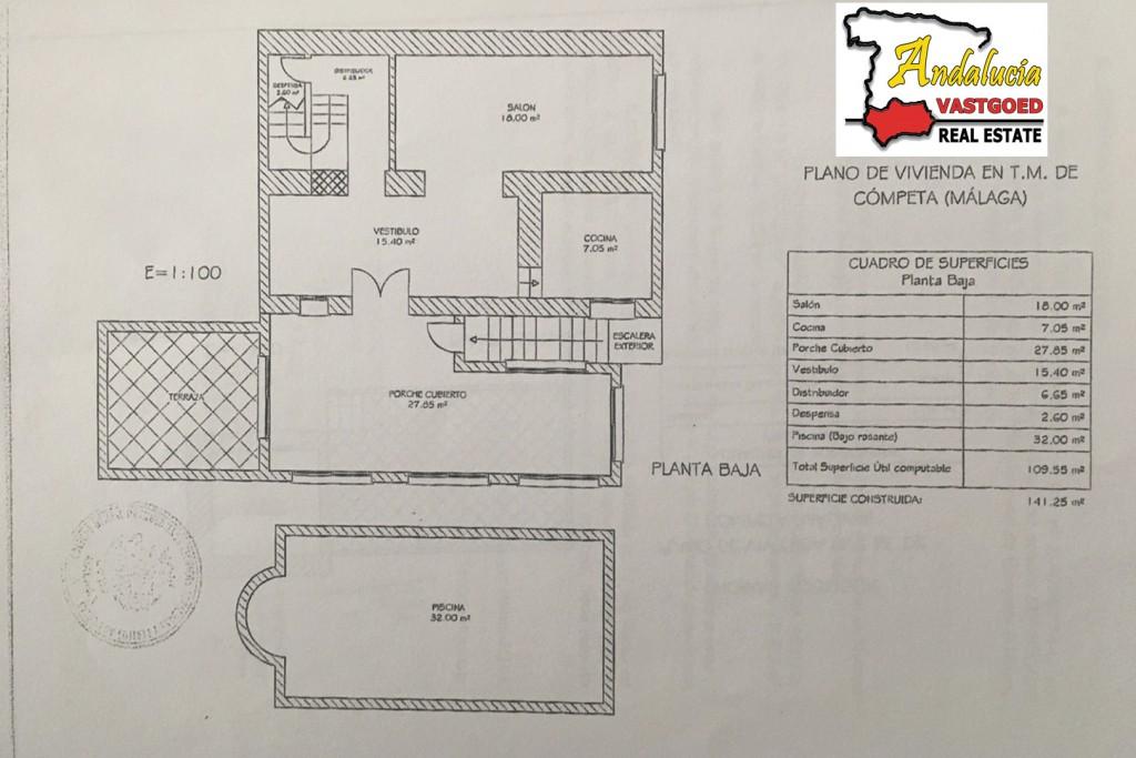 20HC021 - plan 1st floor