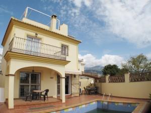 DPN2352 - Detached Villa for sale in Nerja, Málaga, Spain