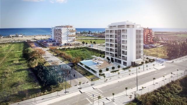 Edificio Mediteraneo - Torre del Mar - DPN2695
