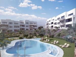 New apartment development, Torre del Mar, Malaga, DPN2627